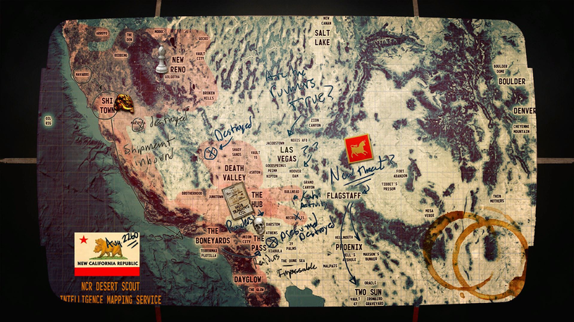 Fallout New California /materiały prasowe