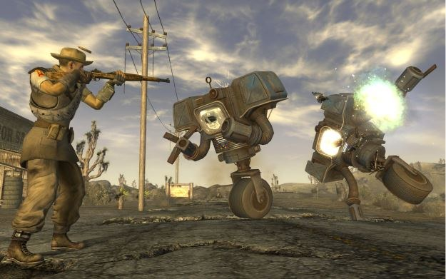 Fallout: New Vegas - screen z gry /materiały prasowe