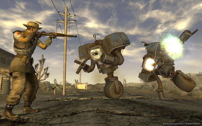 Fallout: New Vegas /materiały prasowe