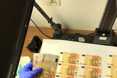 Fałszowane w Polsce euro trafiało do wielu krajów Europy