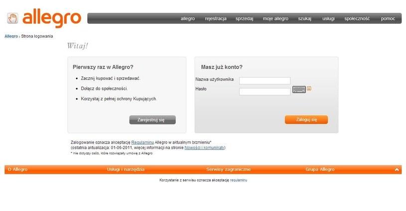 Fałszywa strona wyłudzająca informacje dostępowe - na nią trzeba uważać! /materiały prasowe