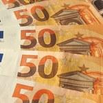 Fałszywe banknoty euro. Rozprowadzane były w darknecie