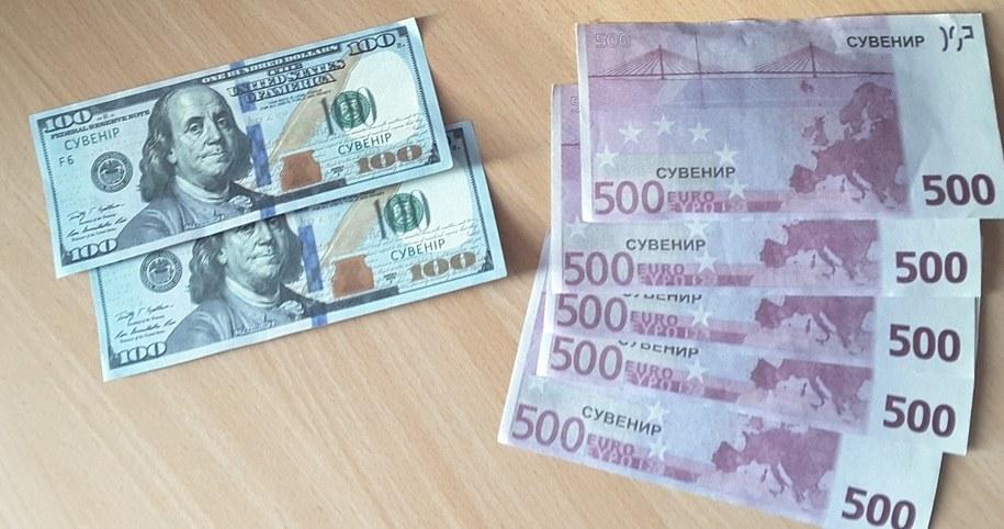 Fałszywe pieniądze /Straż Graniczna