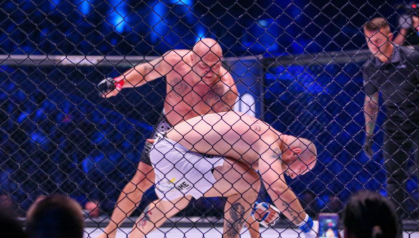Fame MMA 8. Marcin Najman uderzył w Zbigniewa Bońka
