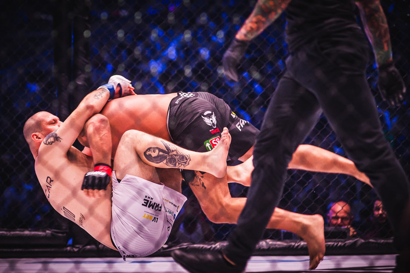 Fame MMA /Karol Makurat /Reporter