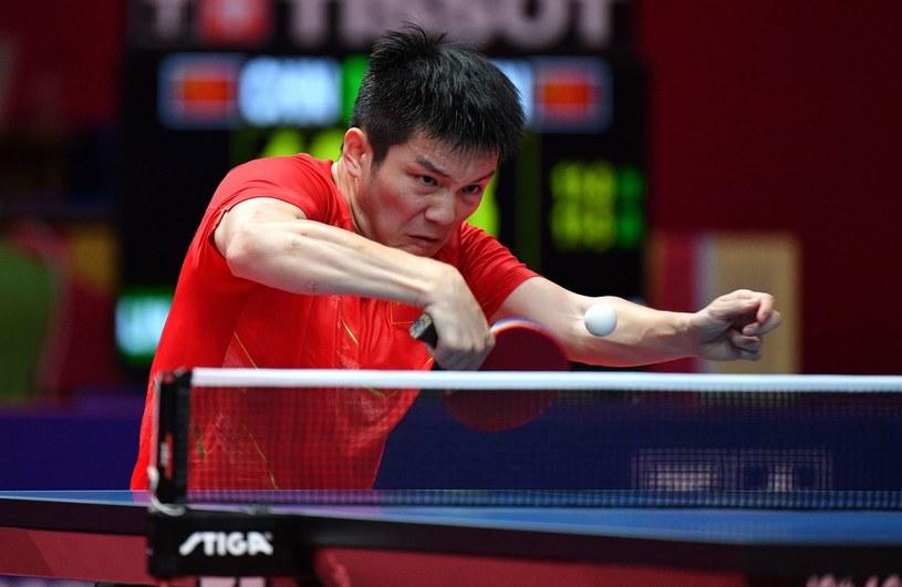 Fan Zhendong /AFP