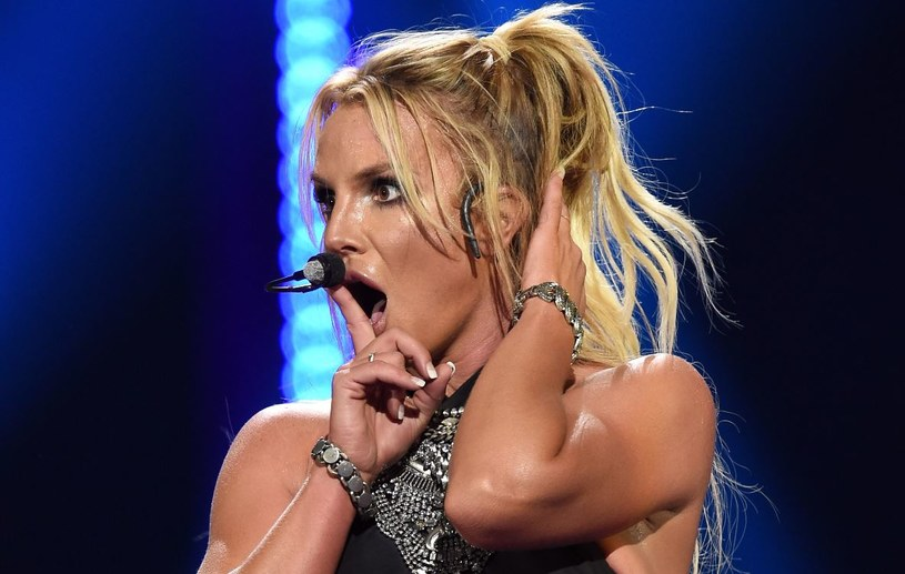 Fani Britney Spears mogli paść ofiarą hakerów /AFP