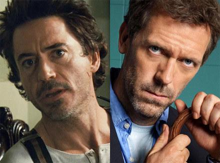 """Fani """"Doktora House'a"""" powinni pokochać też """"Sherlocka Holmesa"""" /materiały dystrybutora"""