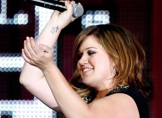 Fani Kelly Clarkson musieli uzbroić się w cierpliwość - fot. Mike Moore /Getty Images/Flash Press Media