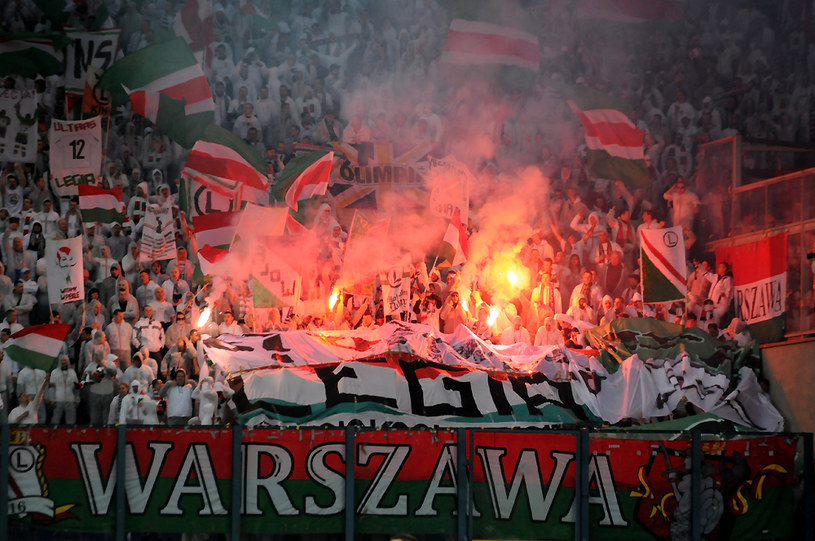 Fani Legii Warszawa mogli cieszyć się z pierwszego od 1997 roku ligowego zwycięstwa z Wisłą w Krakowie /Joanna Żmijewska /INTERIA.PL