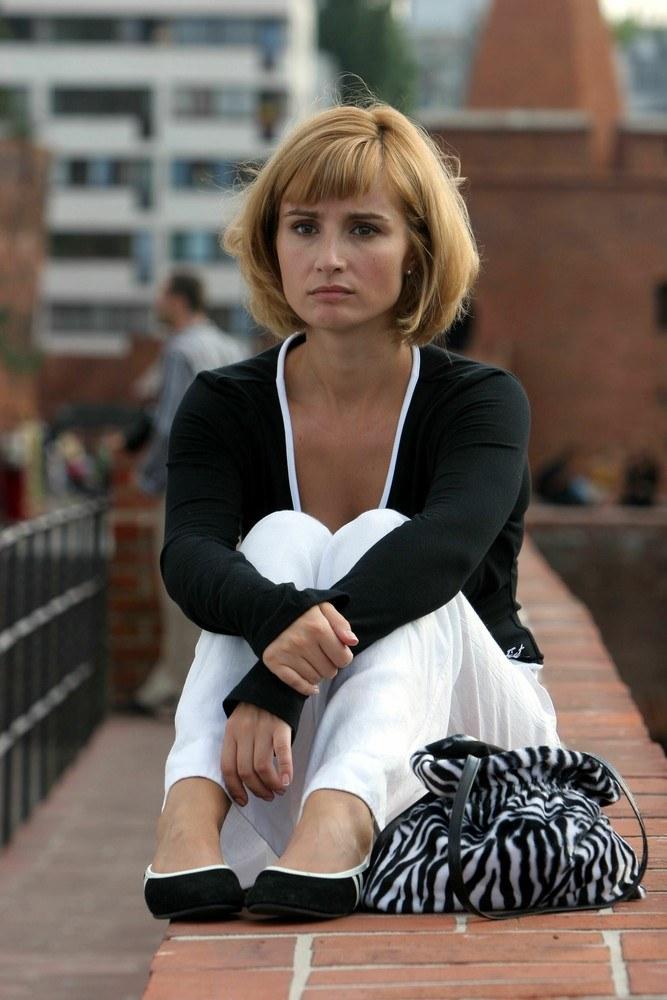 """Fani """"Magdy M."""" będą zasmuceni: Aktorka zapowiedziała, że nie zamierza wyprodukować kontynuacji serialu... /Piotr Fotek/REPORTER /East News"""