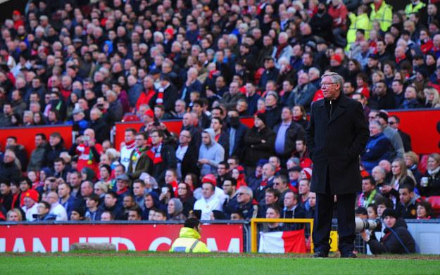 Fani na Old Trafford /Michael Regan /Getty Images