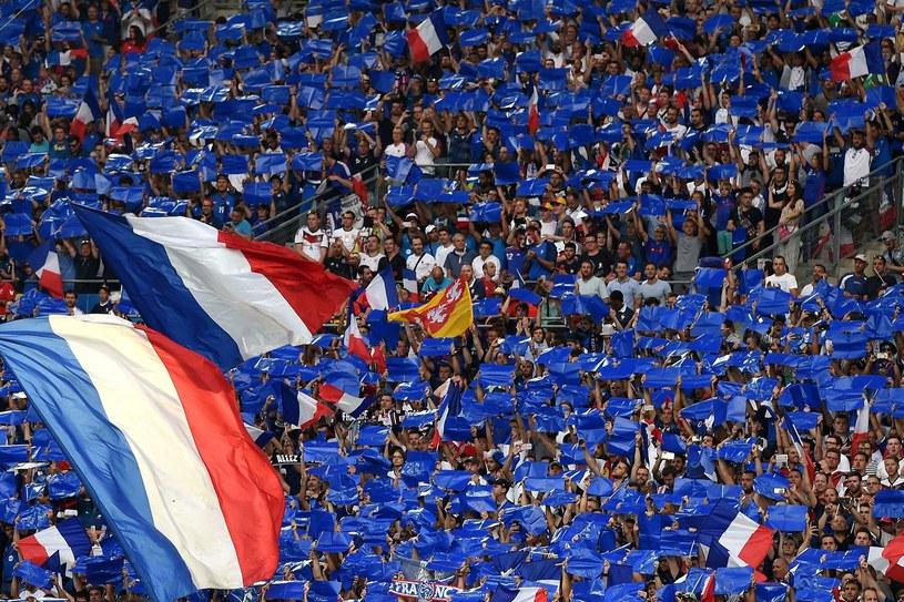 Fani reprezentacji Francji /AFP