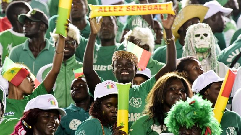 Fani reprezentacji Senegalu /Getty Images