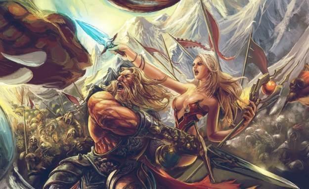 Fani Runes of Magic w końcu się doczekali - Chapter IV Lands of Despair jest już dostępny! /INTERIA.PL
