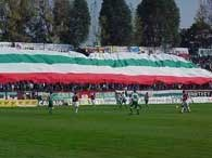 Fani Śląska będą musieli w przyszłym sezonie oglądać swój zespół w II lidze /Maciej Cepin/RMF