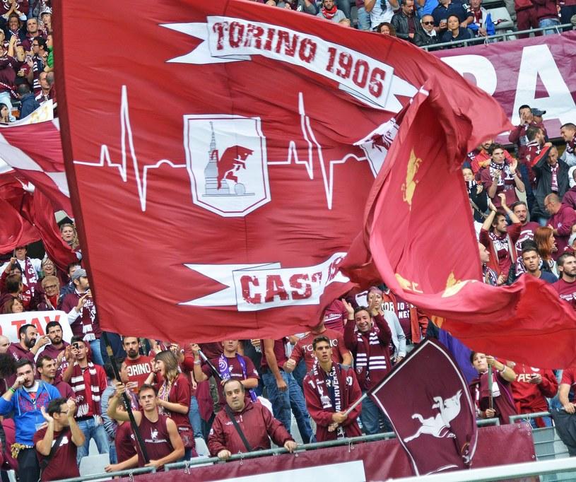 Fani Torino nie mieli wielu powodów do satysfakcji podczas derbów Turynu /PAP/EPA