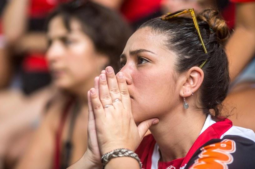 Fanka brazylijskiego Flamengo /AFP