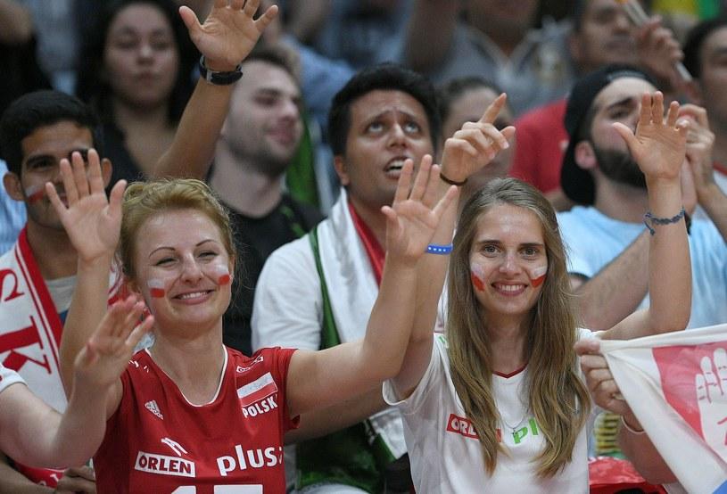 Fanki polskiej siatkówki mogą zacierać ręce /AFP