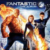 różni wykonawcy: -Fantastic Four