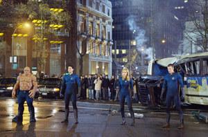 Fantastyczna czwórka zawdzięcza swoje moce katastrofie statku kosmicznego /  /AKPA