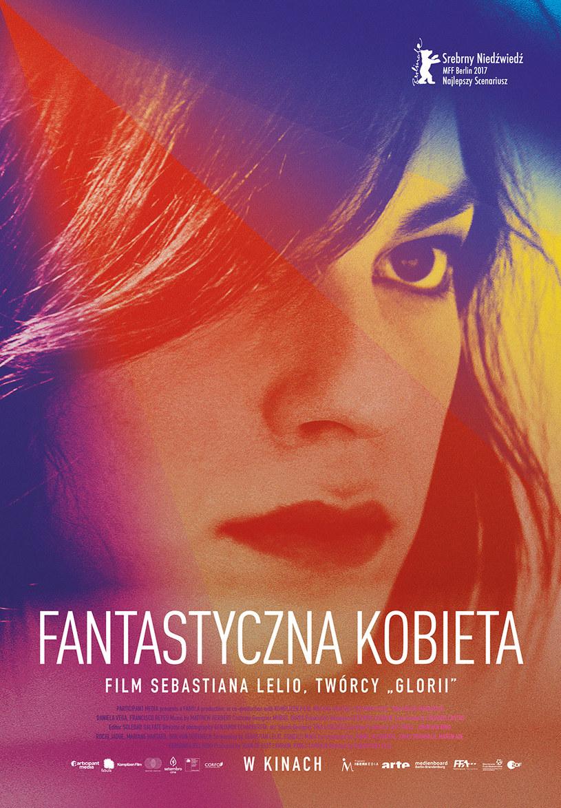 """""""Fantastyczna kobieta"""" trafi na ekrany kin 6 października /Gutek Film /materiały dystrybutora"""