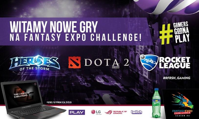 Fantasy Expo Challenge /materiały prasowe