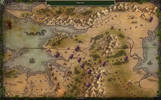 Fantasy Wars nie wnosi nic nowego do tematu, ale umiejętnie wykorzystuje schematy /INTERIA.PL