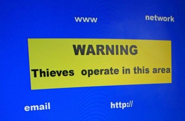 Fantazja cyberprzestępców nie zna granic... Fot. Steve Woods /stock.xchng