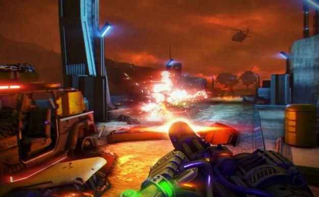 Far Cry 3: Blood Dragon /materiały prasowe