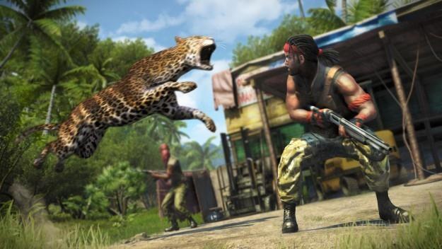 """""""Far Cry 3""""  - do zagrania w zestawie z AMD Radeon Serii HD 7000 /materiały prasowe"""