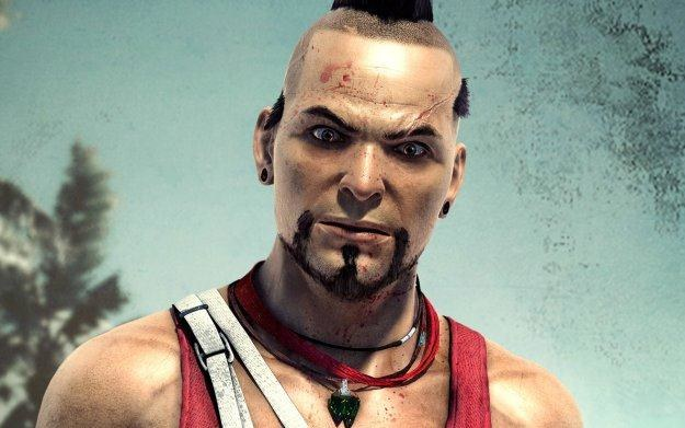 Far Cry 3 - motyw graficzny /Informacja prasowa
