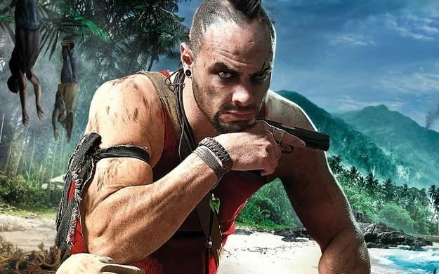 Far Cry 3 - motyw graficzny /