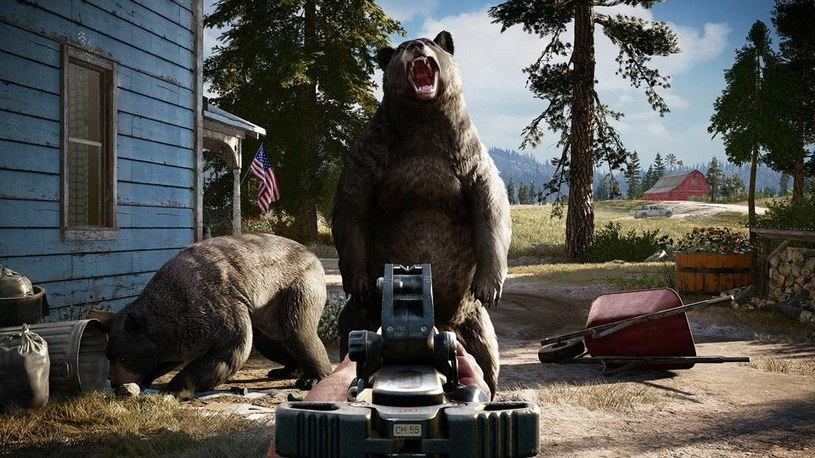 Far Cry 5 /materiały źródłowe
