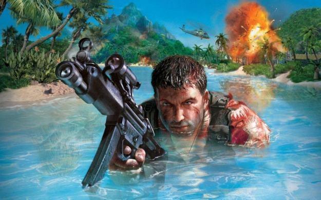 Far Cry - motyw graficzny /Informacja prasowa