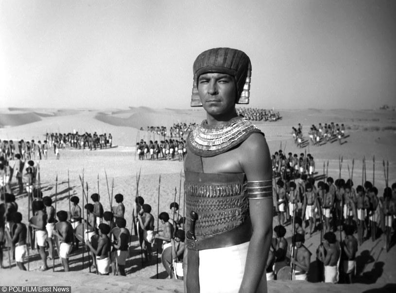 """""""Faraon"""": Odtworzyć starożytny Egipt lepiej niż w hollywoodzkiej """"Kleopatrze"""" /East News/POLFILM"""