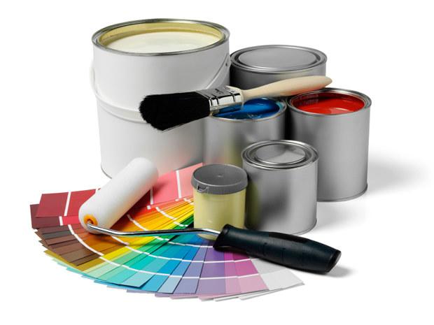 Farba do malowania /© Photogenica