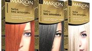Farby do włosów bez amoniaku od Marion