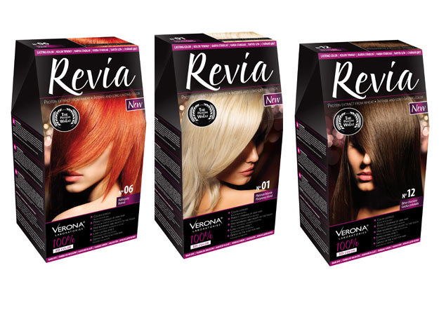 Farby do włosów /materiały prasowe