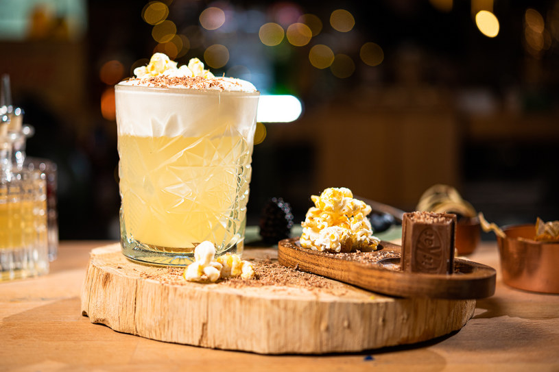 Farina Bianco jest jednym z koktajli serwowanych podczas World Class Cocktail Festival /materiały prasowe