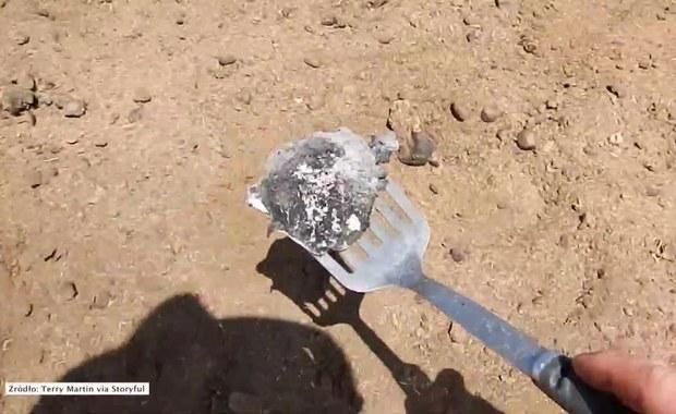Farmer z Australii usmażył jajko na ziemi. Miała ponad 210 stopni Celsjusza