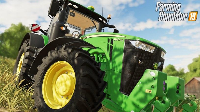Farming Simulator 19 /materiały prasowe