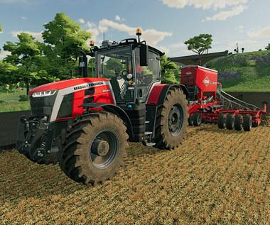 Farming Simulator 22: Zwiastun, data premiery i potwierdzenie polskiej wersji językowej