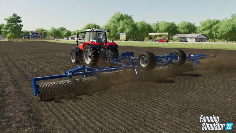 Farming Simulator 22 /materiały prasowe