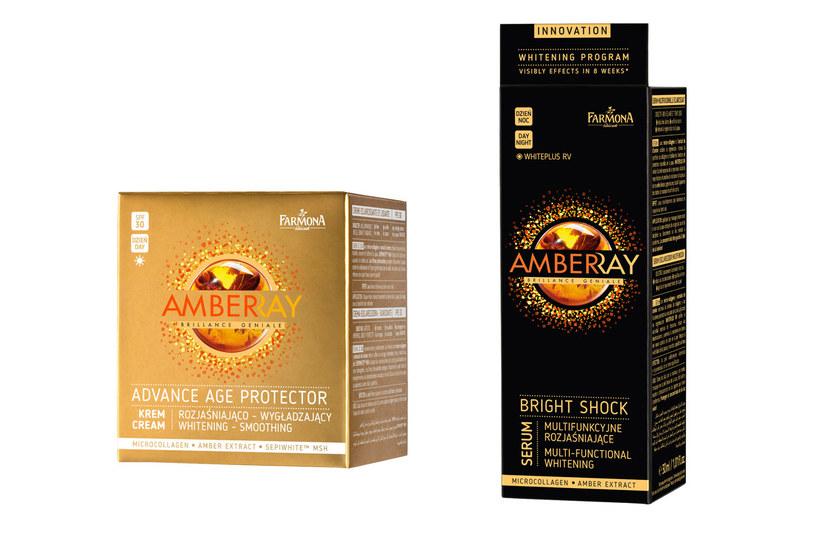 Farmona Amberray /Styl.pl/materiały prasowe