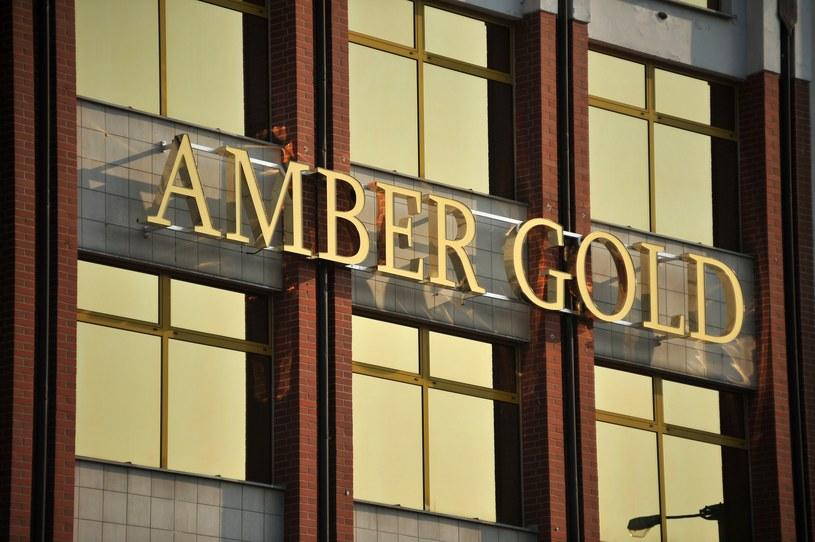 Fasada siedziby Amber Gold w Gdańsku /East News