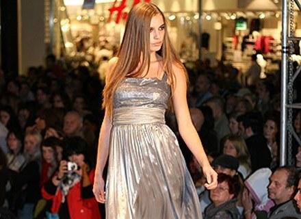 Fashion Weekend w łódzkiej Manufakturze /INTERIA.PL/materiały prasowe