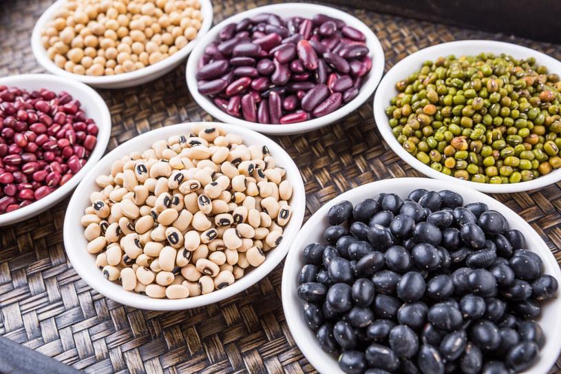 Fasola jest bardzo wartościowym źródłem białka, witamin i minerałów /123RF/PICSEL