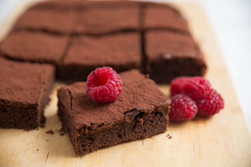 Fasolowe brownie /materiały prasowe