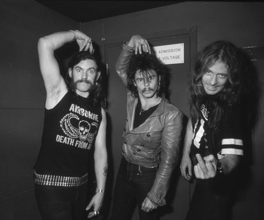 """""""Fast"""" Eddie Clarke nie żyje. Były gitarzysta Motörhead zmarł w wieku 67 lat"""